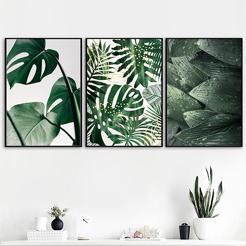 Tropical Wall Prints