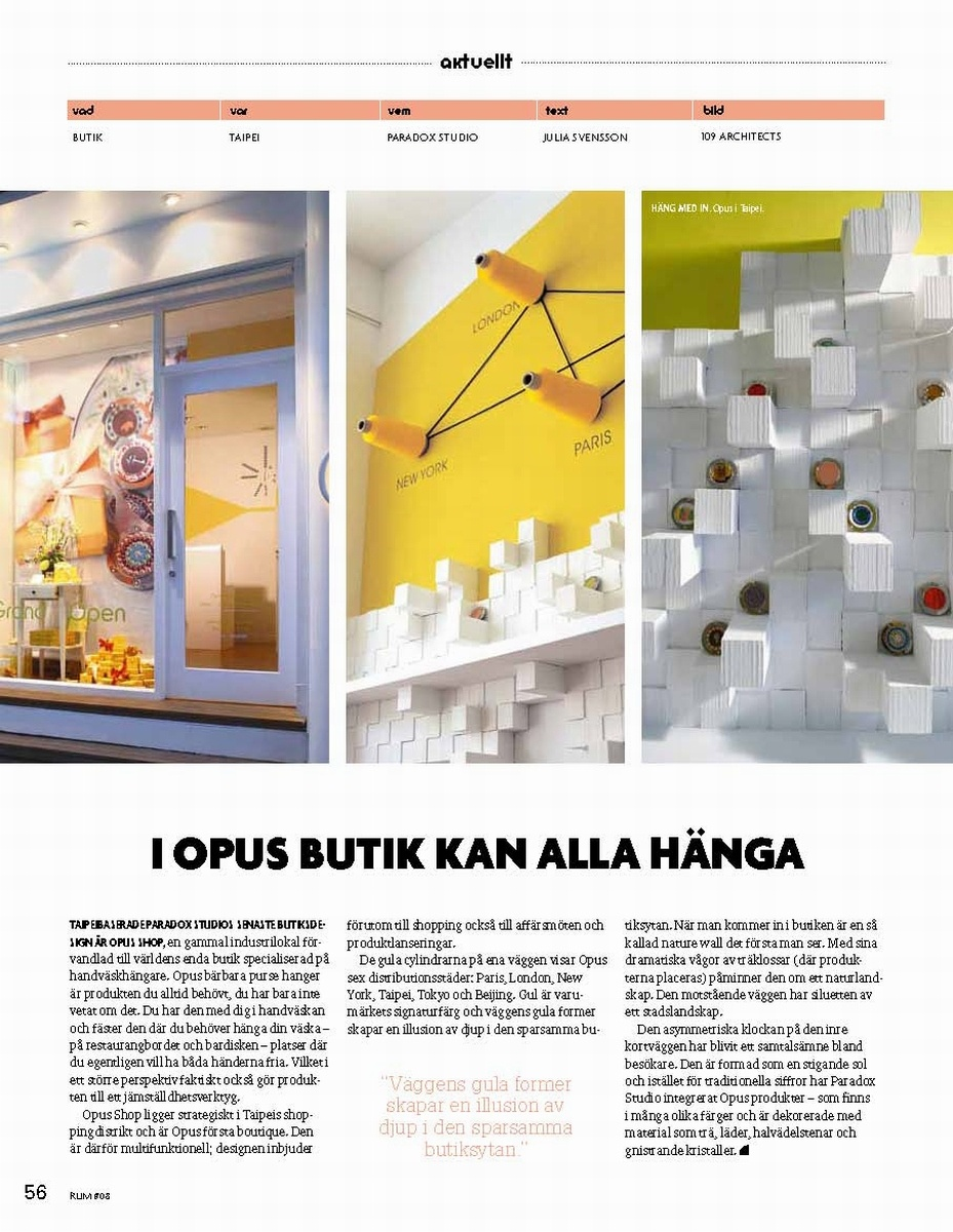 OPUS Shop_RUM