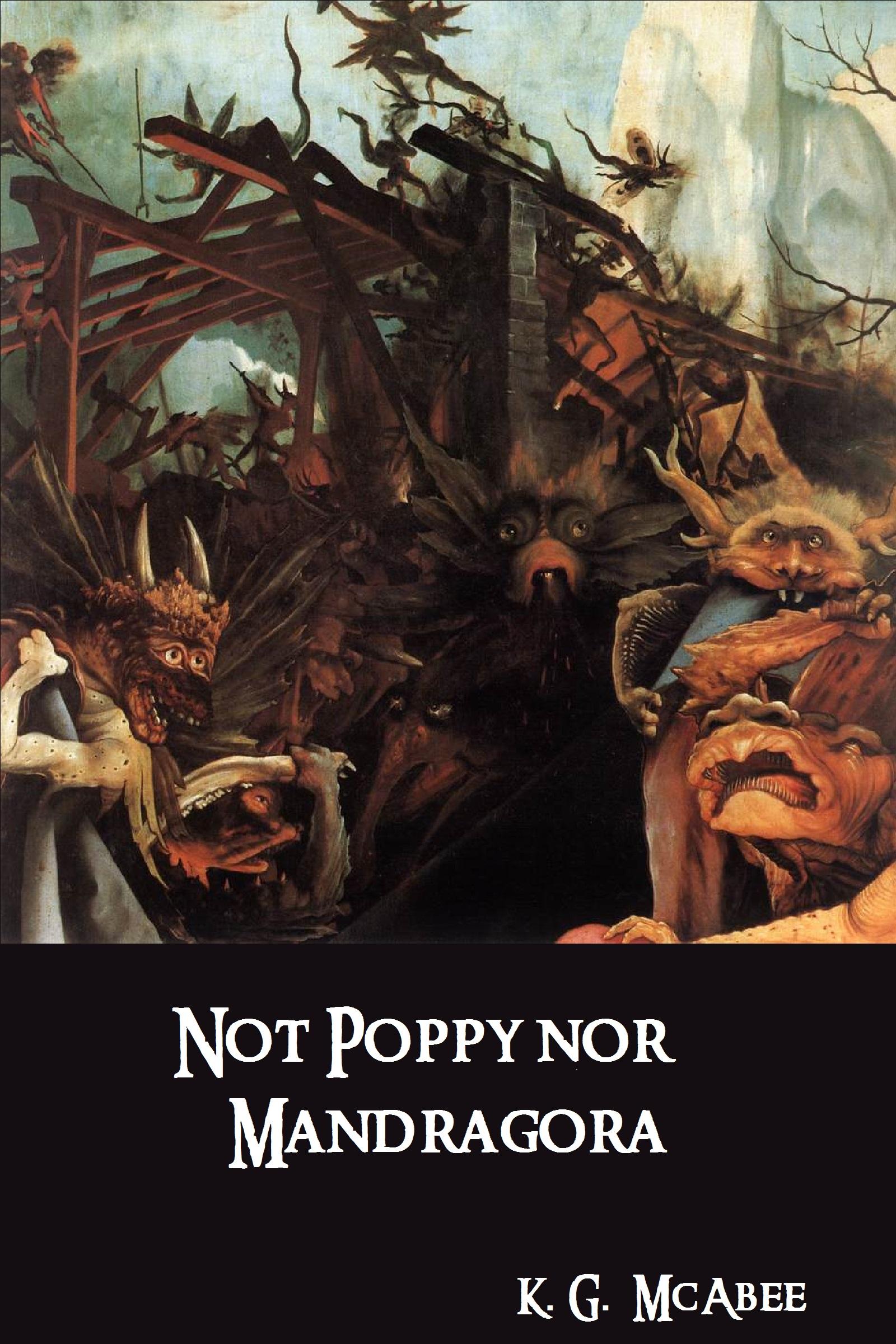 poppy mandragora