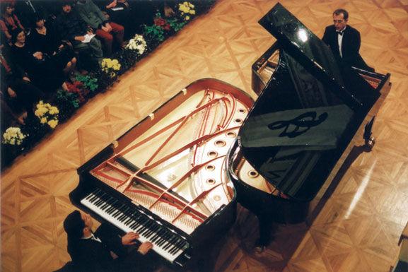 Antithesis Piano Duo