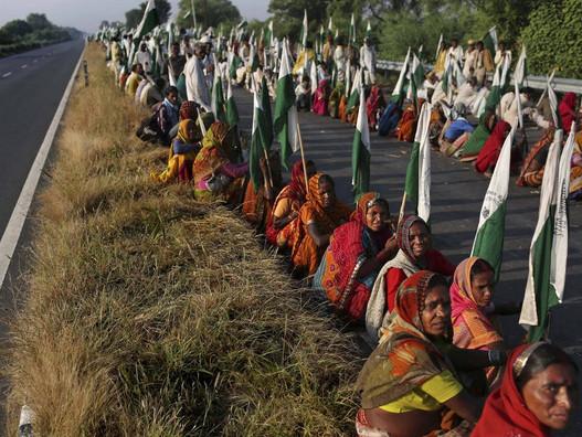 Почему фермеры в Индии протестуют?