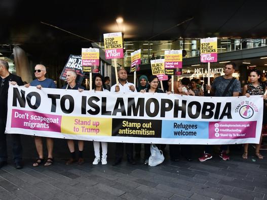 Исламофобия и расизм