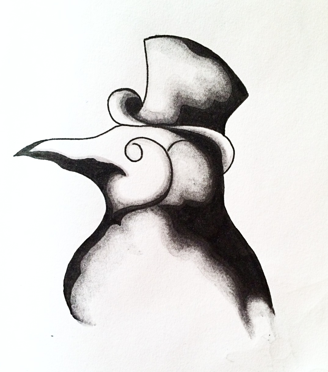 Dapper Penguin