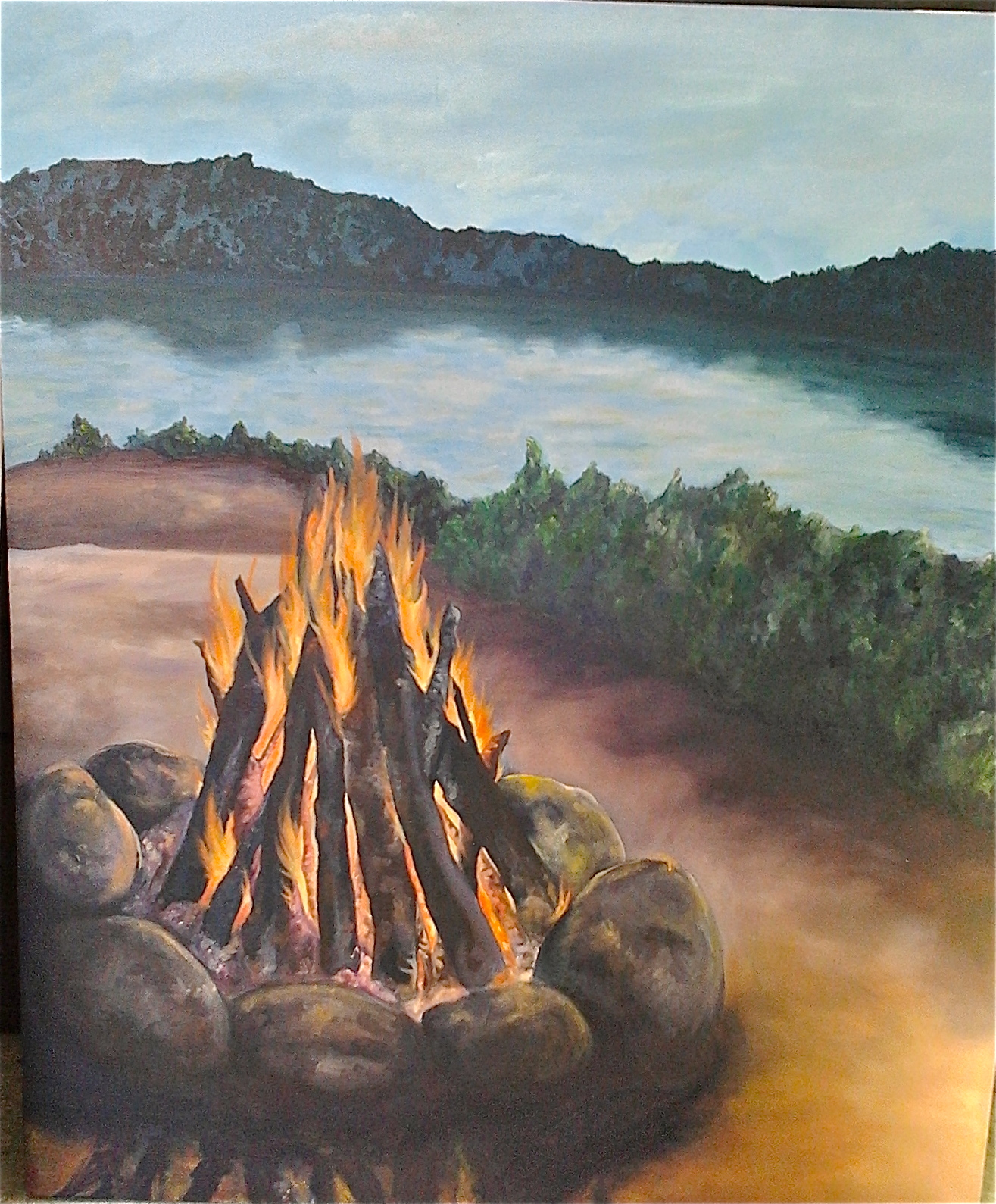 Campfire (Algonquin)