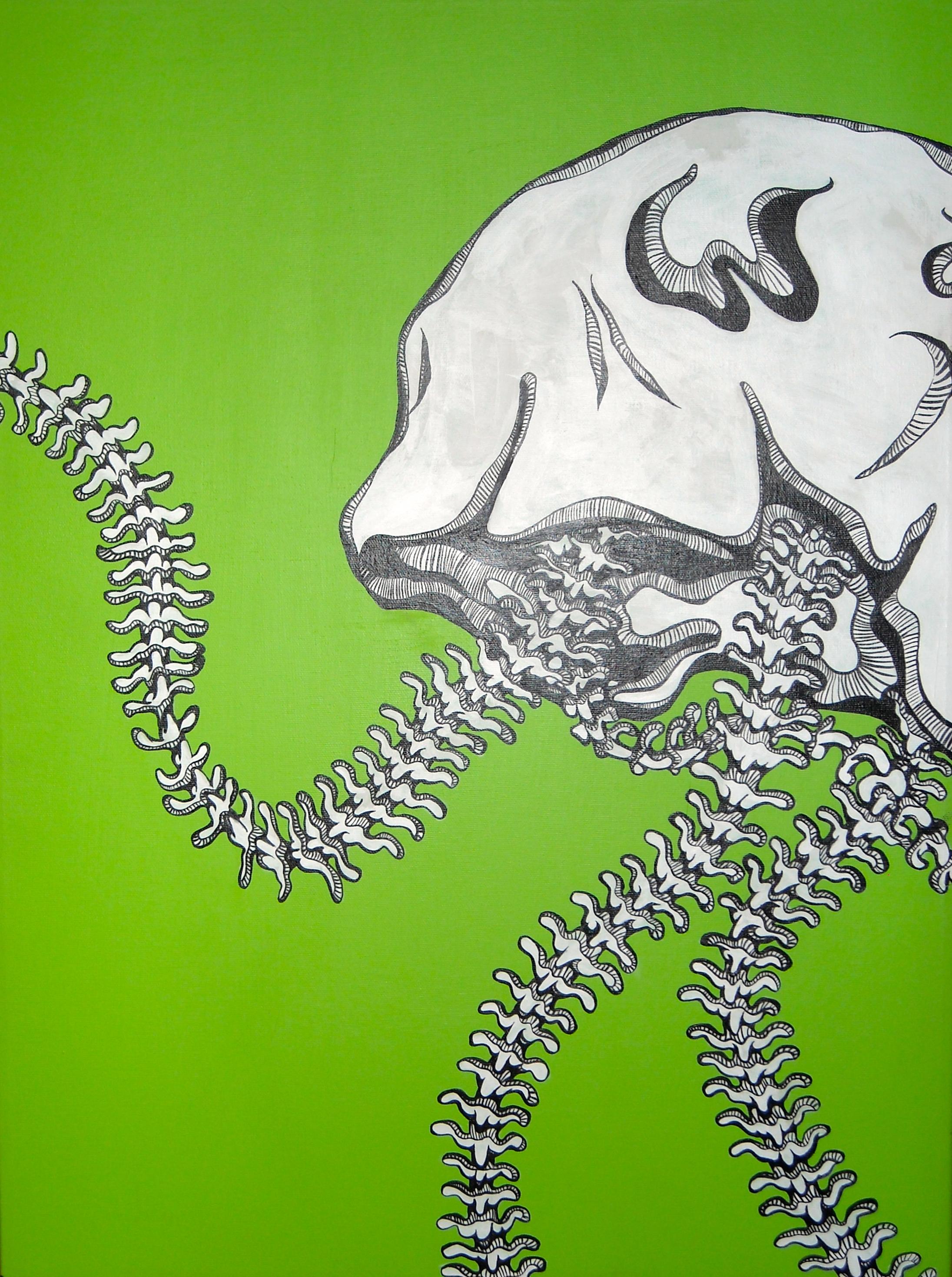 Skellatinous Gelatinous (Green)