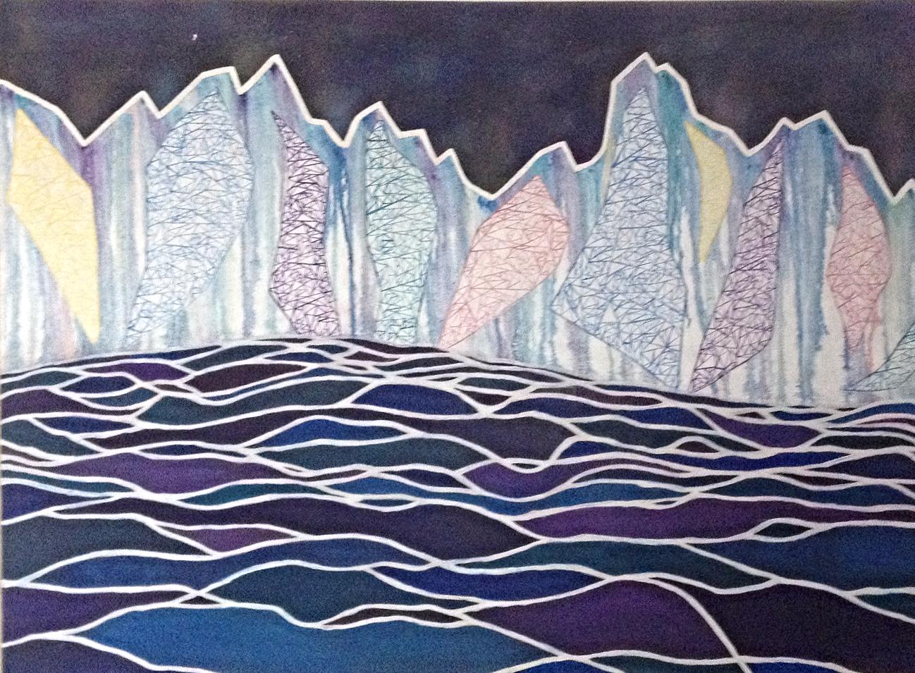 Prismatic Glaciers