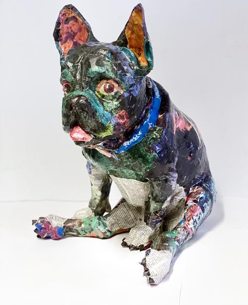 """""""Zelda"""", The French Bulldog #4"""
