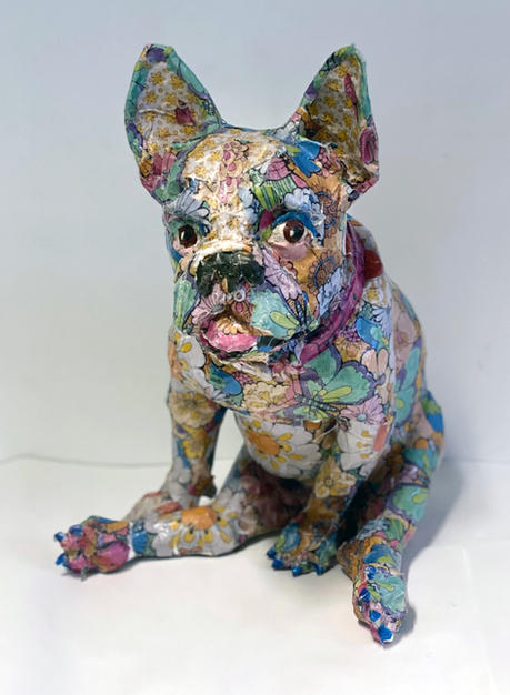 """""""Petunia"""", The French Bulldog #3,"""