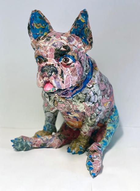 """""""Matilda"""", The French Bulldog #5"""