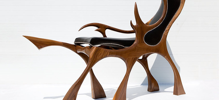 6 Leg Chair