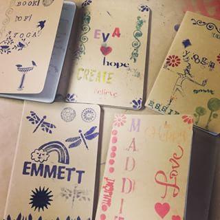 Decorated Journals