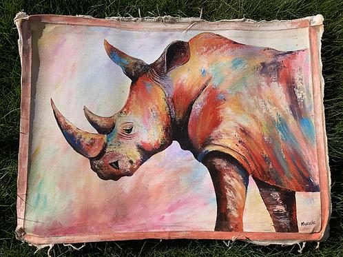 The Pink Rhino