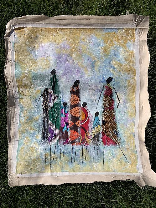 The African Women 3