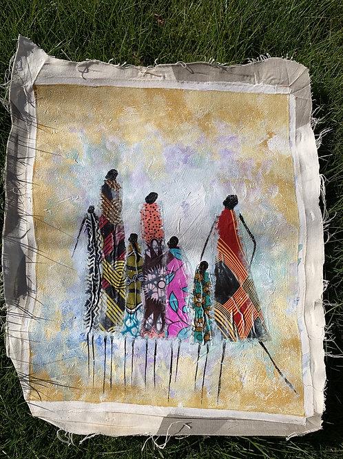 The African Women