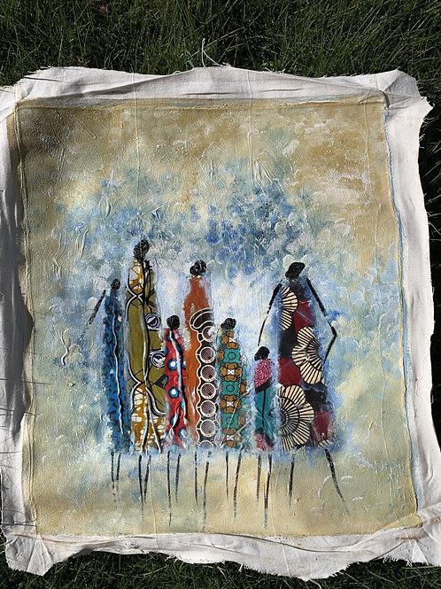 The African Women 2