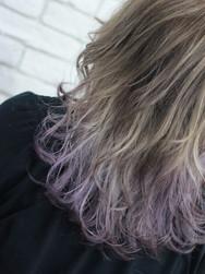 Silver / Lavender