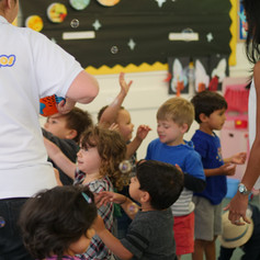 spanish dancing, ole, fun, happy, group of young children, teaching spanish.jpg