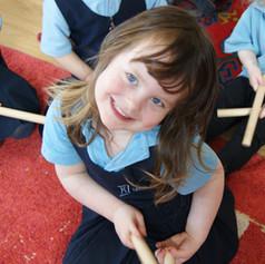 Early years, learning, language, music sticks, fun, spanish songs.JPG