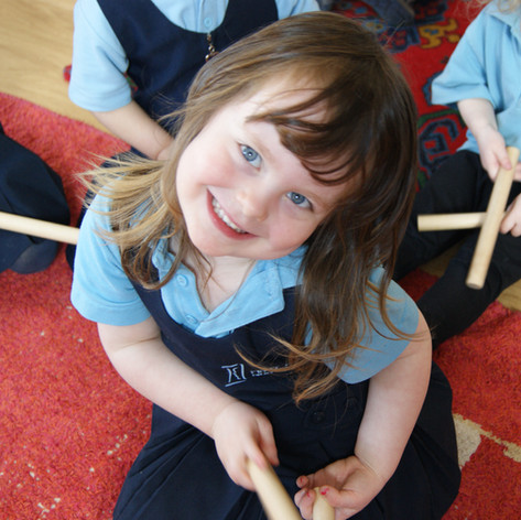 Early years, learning, language, music sticks, fun, spanish songs.JPG