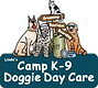 Linda's Camp K-9 Doggie Day Care logo