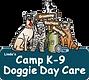 Linda's Camp K-9 Doggie Day Care logo