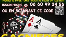 Tournoi de Poker du Téléthon