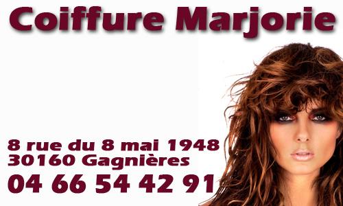 Coiffure Marjorie