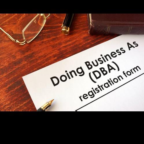 DBA Registration
