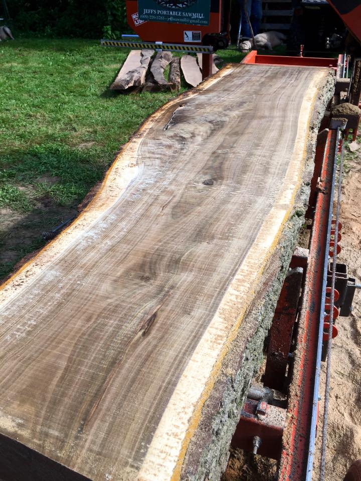 Gallery Jeff S Portable Sawmill Amp Woodworks Madison Wi