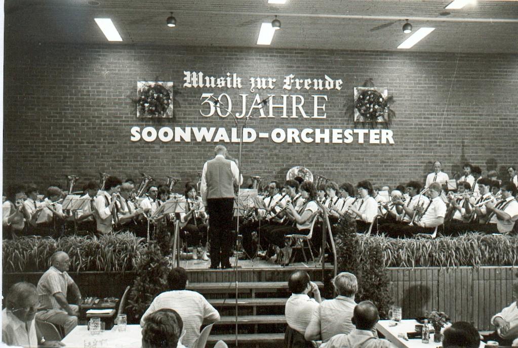 30 Jahre Soonwaldorchester