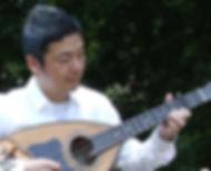 マンドリン奏者・吉田剛士