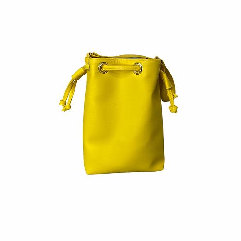 Gemini Double Drawstring Bucket Bag