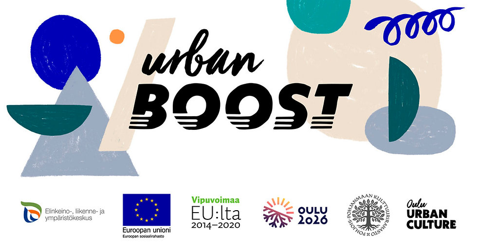 Urban Boost - Euroopan sosiaalirahaston hanke