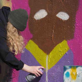 graffitityöpaja