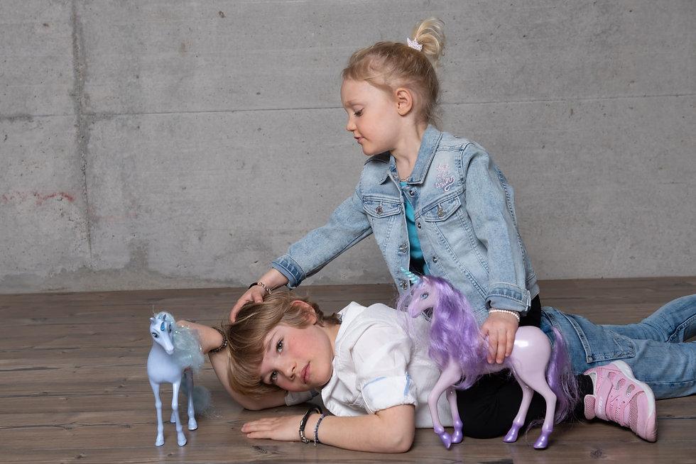 Pferdehaarschmuck für Kids