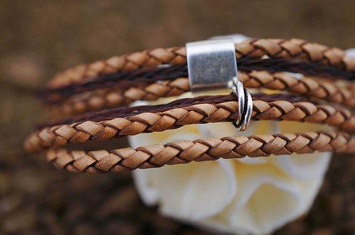 Wickelarmband aus Pferdehaar