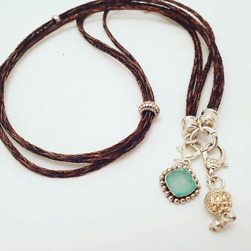 Necklace Horsehair