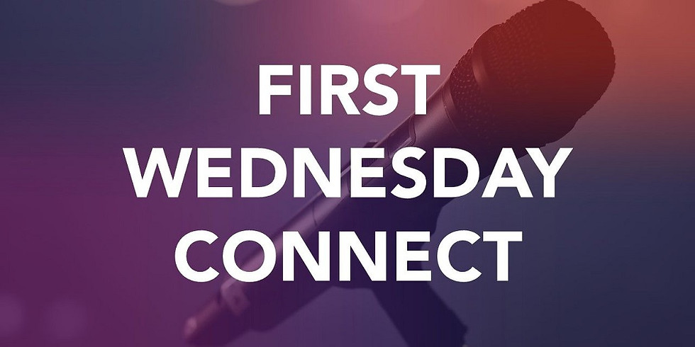 First Wednesday Connect