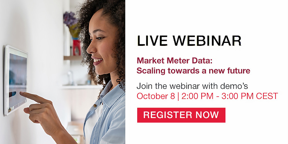 Market Meter Data: Scaling towards a new future