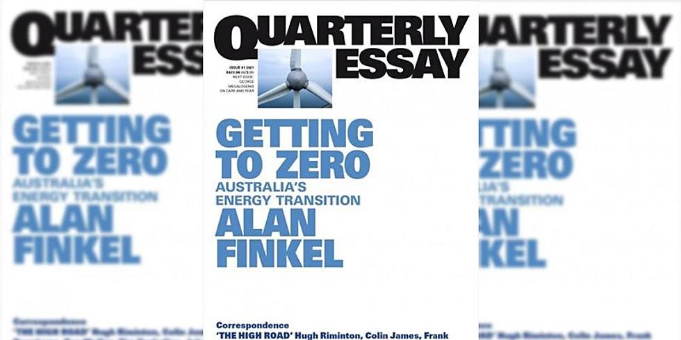 In conversation with Alan Finkel