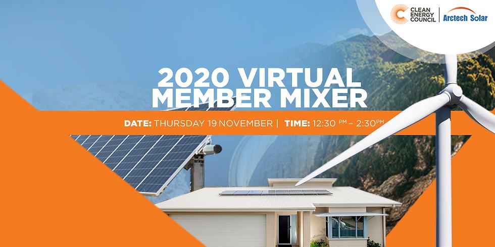 2020 Virtual Member Mixer