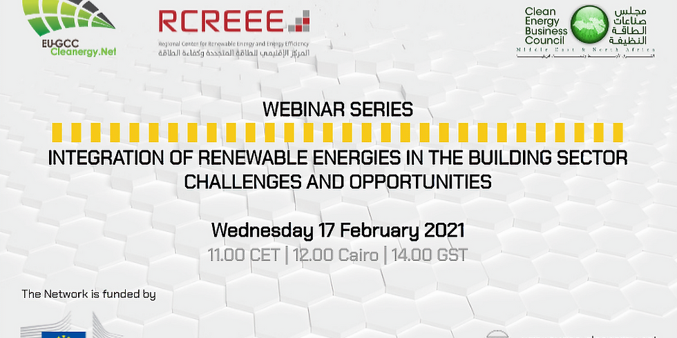 Integration of Renewable Energies in the Building Sector. Challenges & Opportunities