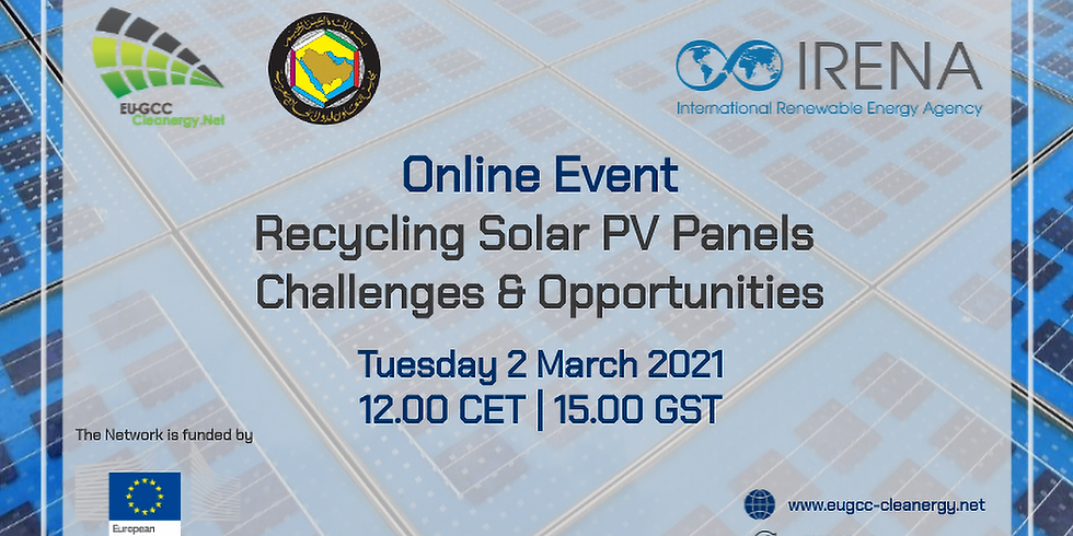 Recycling Solar PV Panels: Challenges and Opportunities
