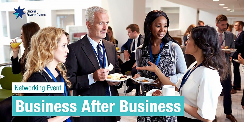 """Business After Business Networking"""""""