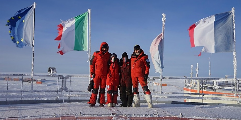 Celebrating Antarctica: climate change, biodiversity, and science