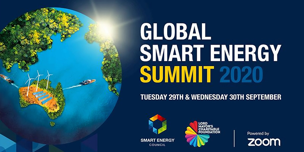 Global Smart Energy Summit 2020 Online Event