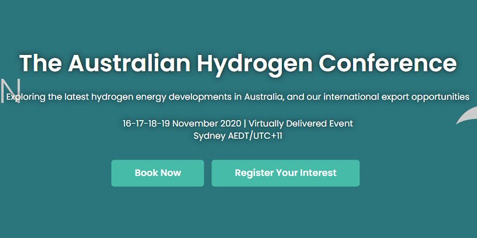 The Australian Hydrogen Conference