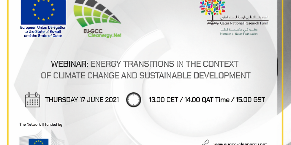 Energy Transitions in the Context of Climate Change and Sustainable Development