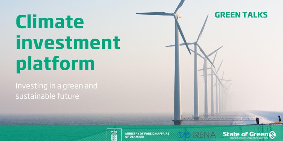 GREEN TALK Climate Investment Platform