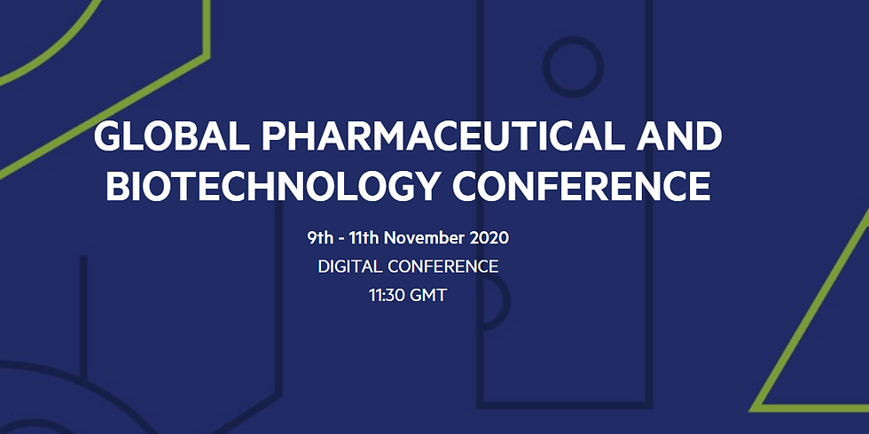 Global Pharmaceutical And Biotechnology Conference